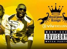 Scorpion King Party Mix Amapiano Mp3 Download - DJ Maphorisa ft Kabza De Small 2020 New Song