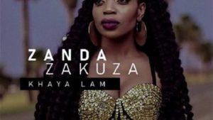 Mp3 Download Zanda Zakuza – Khaya Lami Ft. Master KG